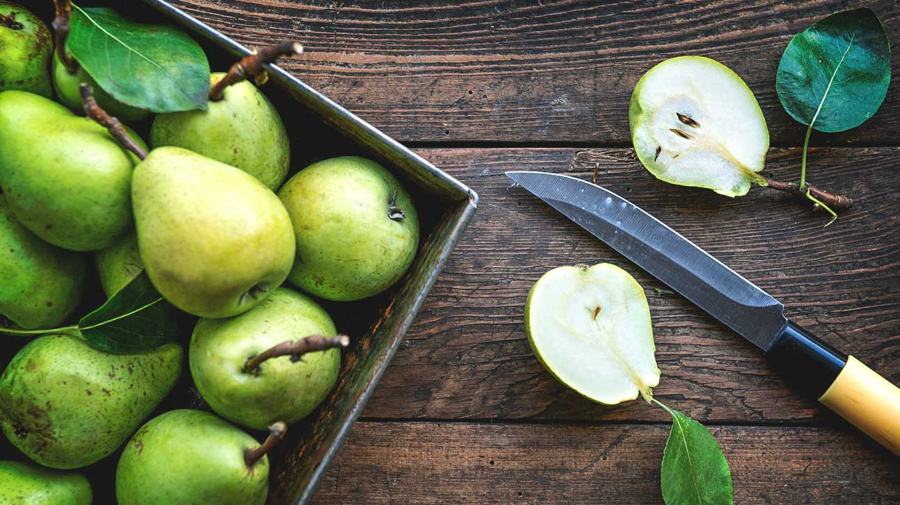 pear recipes for fall
