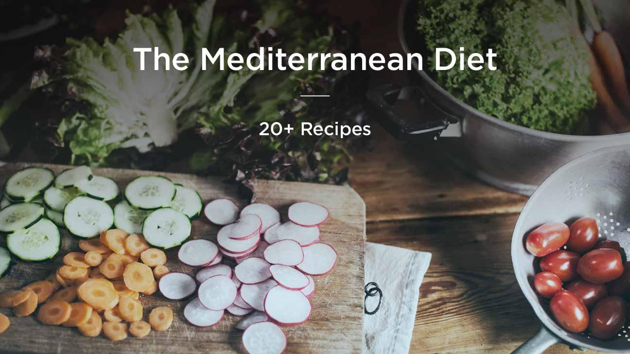 21 healthy mediterranean recipes heart healthy diet forumfinder Images