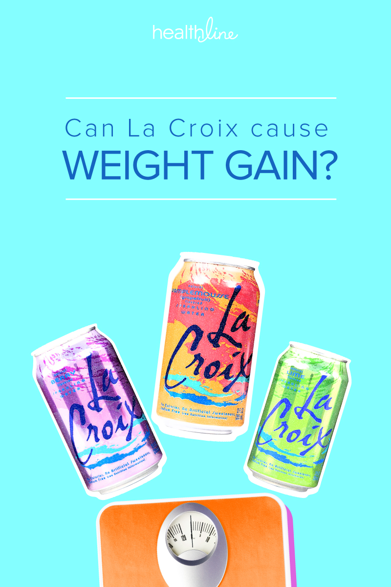 Can LaCroix Cause Weight Gain? What's the Risk for Obesity?