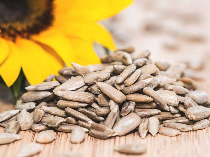 Sunflower Seeds: Nutrition, Health