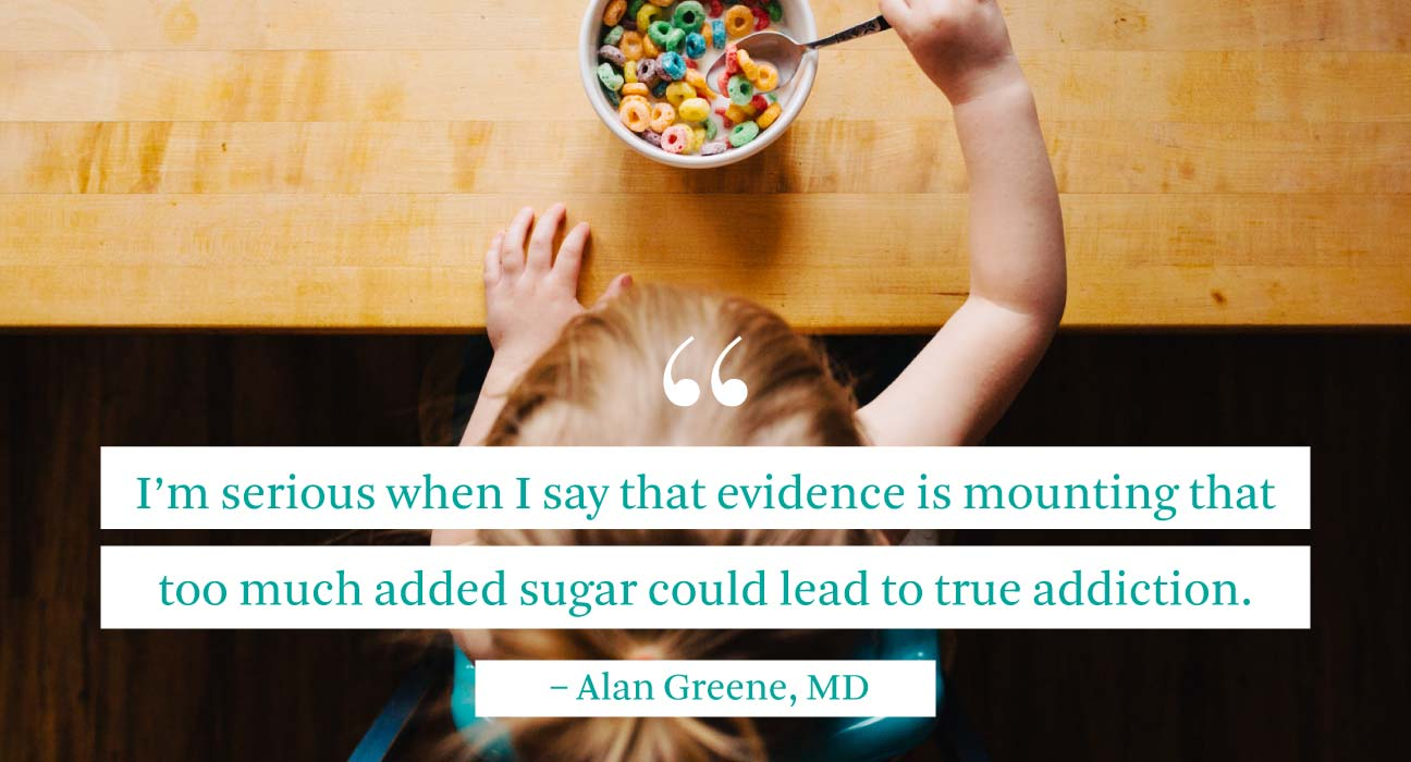 Is Sugar an Addictive Drug?