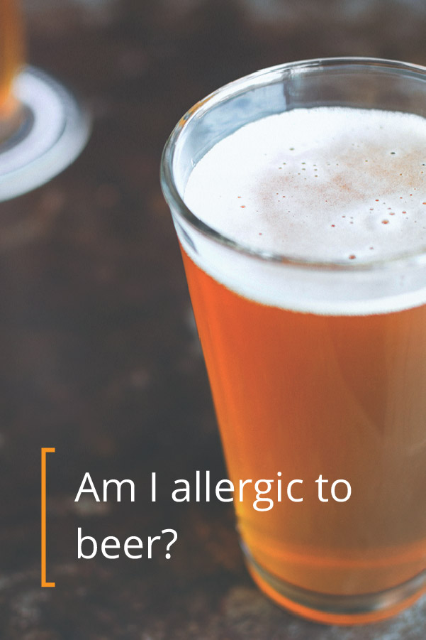 Beer Allergy: Symptoms, Causes, and Treatment