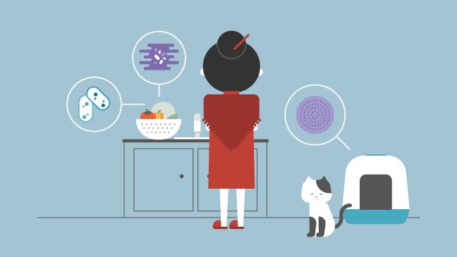 8 паразити и бактерии, които могат да се крият във вашата храна