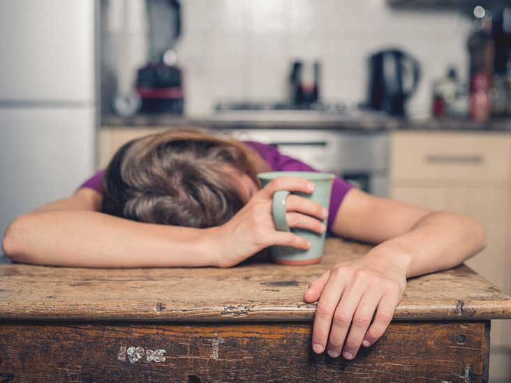 Why Do I Get Tired After Eating? Symptoms of Fatigue