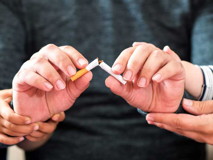 Nicotine Withdrawal: Symptoms, Treatments, and Complications