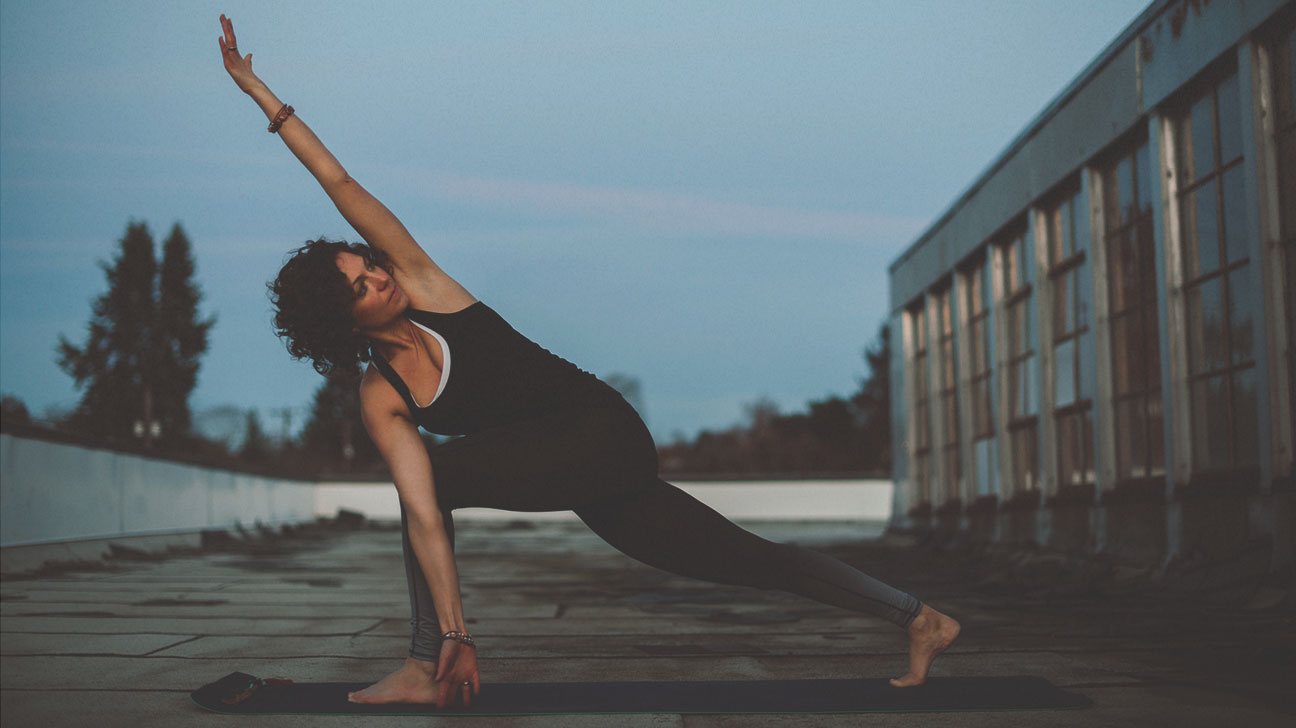 Yoga For Insomnia Gentle Routine