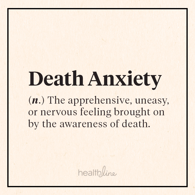 Is the Fear of Death Controlling Your Anxiety?