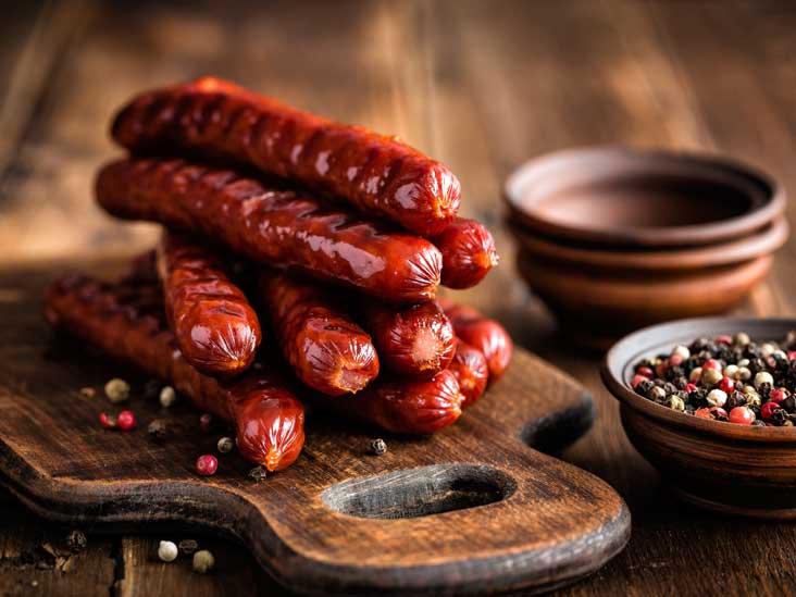 Carbs in Sausage: Various Types Reviewed
