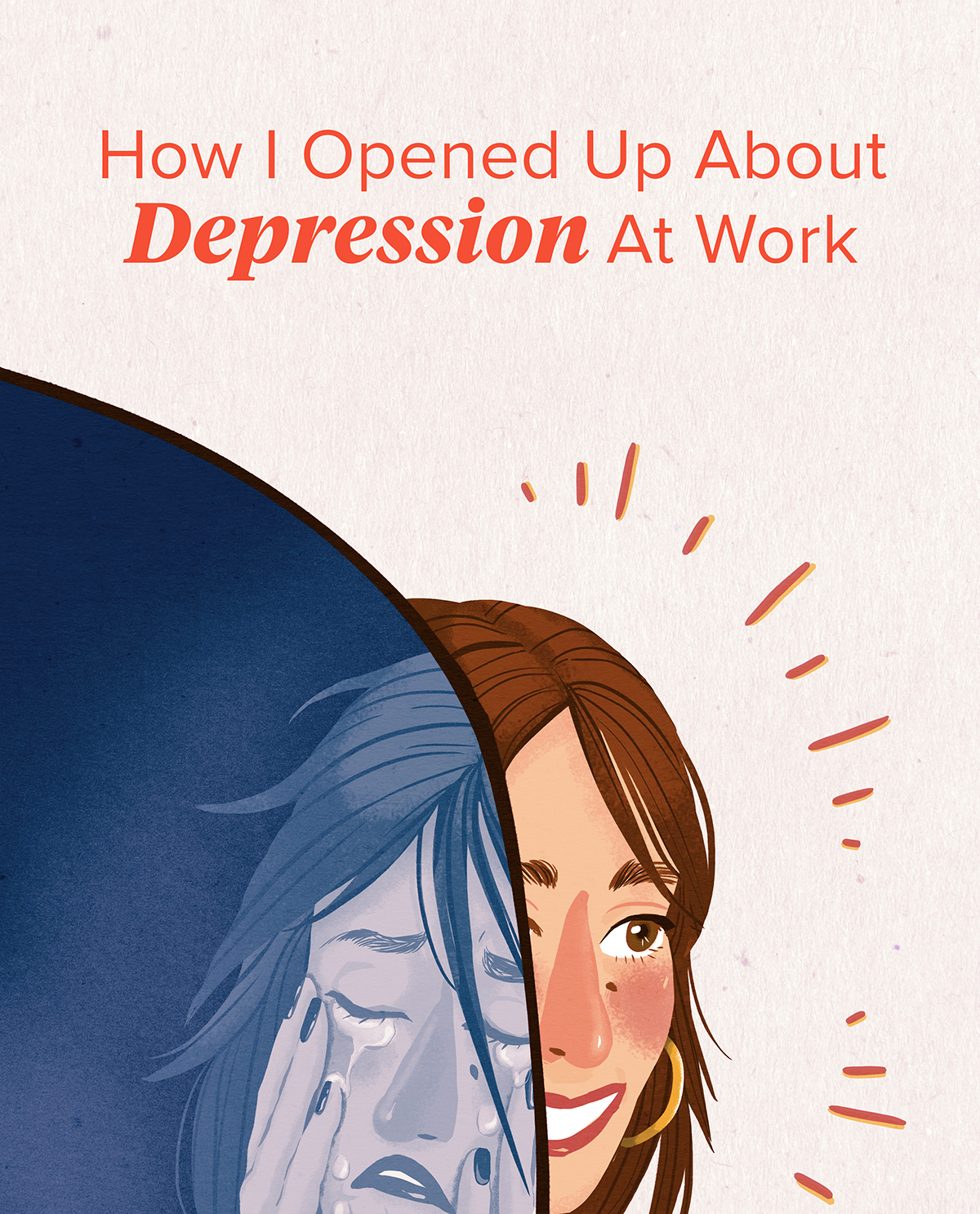 Can T Do My Job Because Of Anxiety being open about depression at work