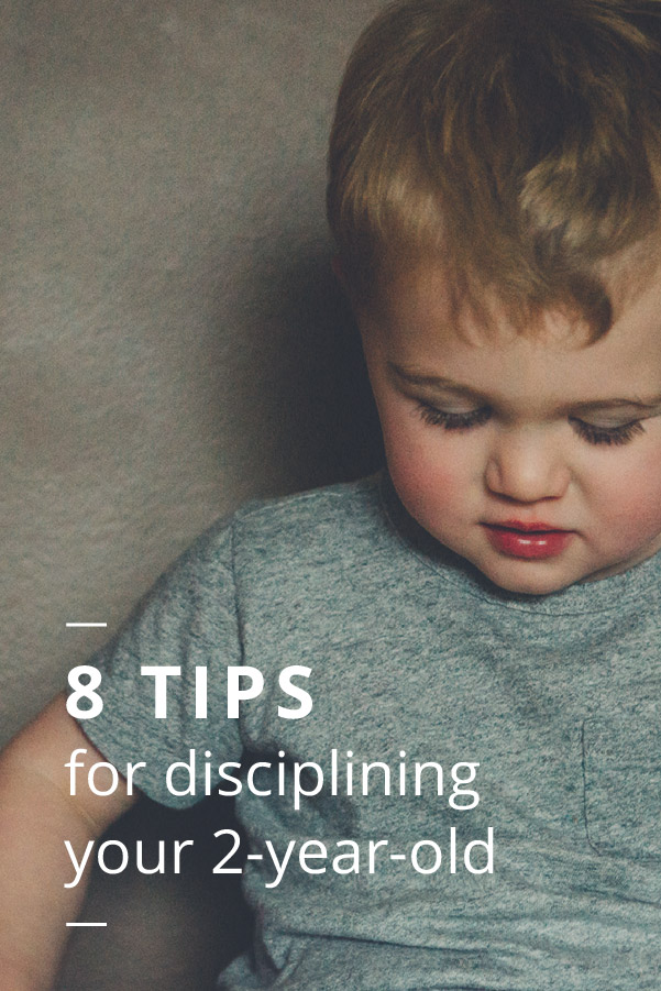 How to Discipline a 2-Year-Old