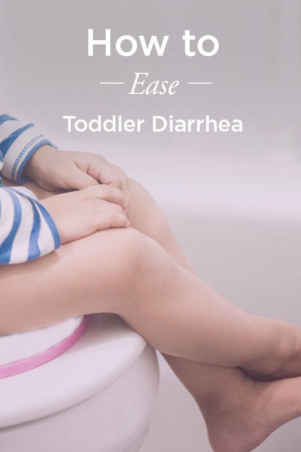 What to Feed Toddler with Diarrhea: The Plan