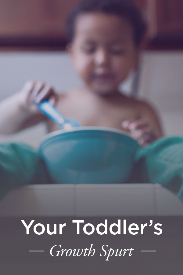 Toddler Growth Spurts: Is My Child's Growth Normal?