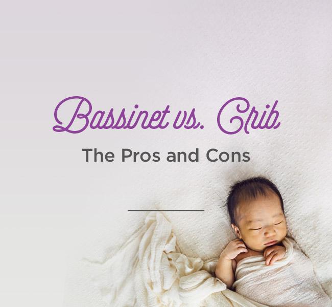 Bassinet Vs Crib What S Better For Baby