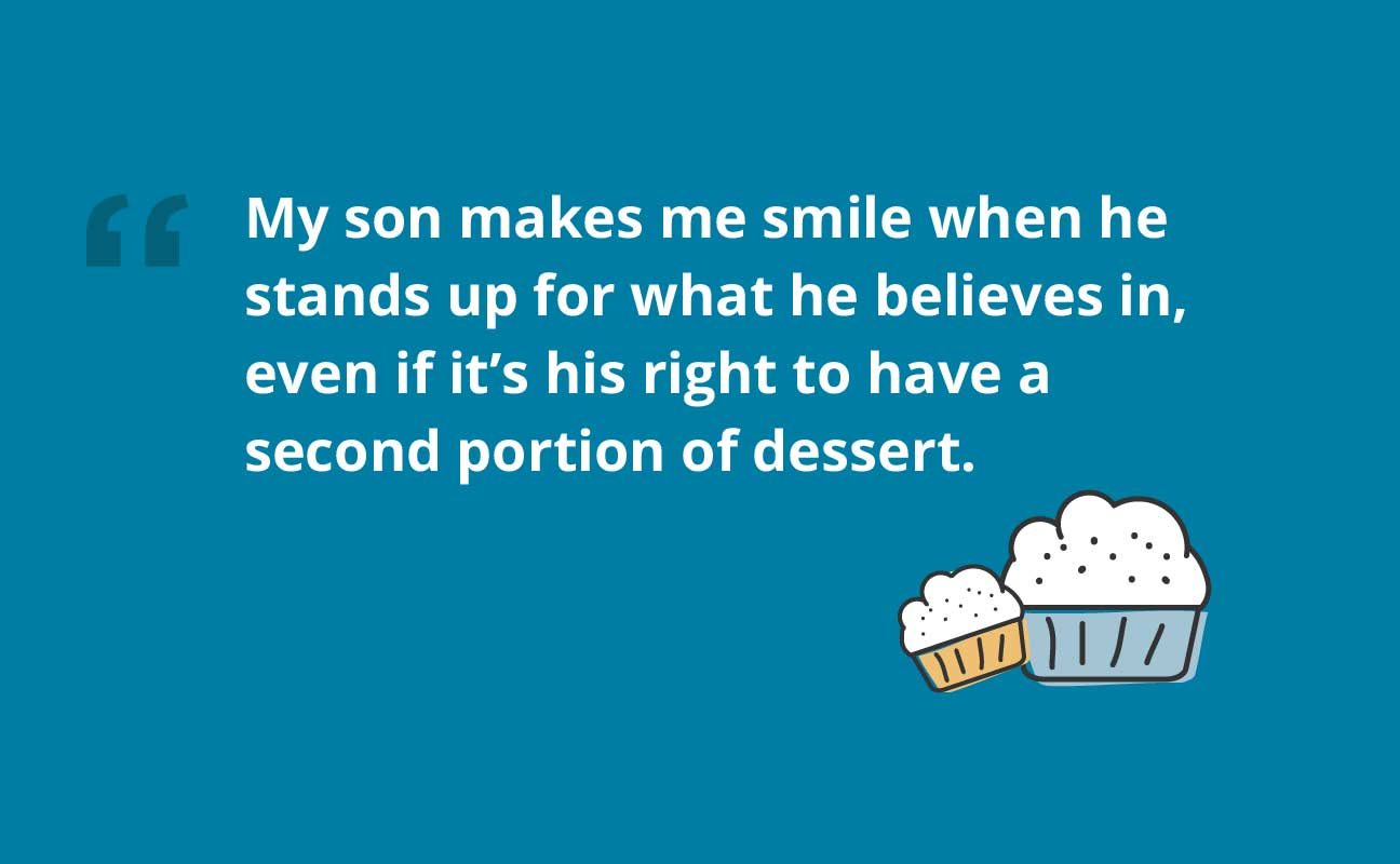 Funny Mother Son Quotes Health Life