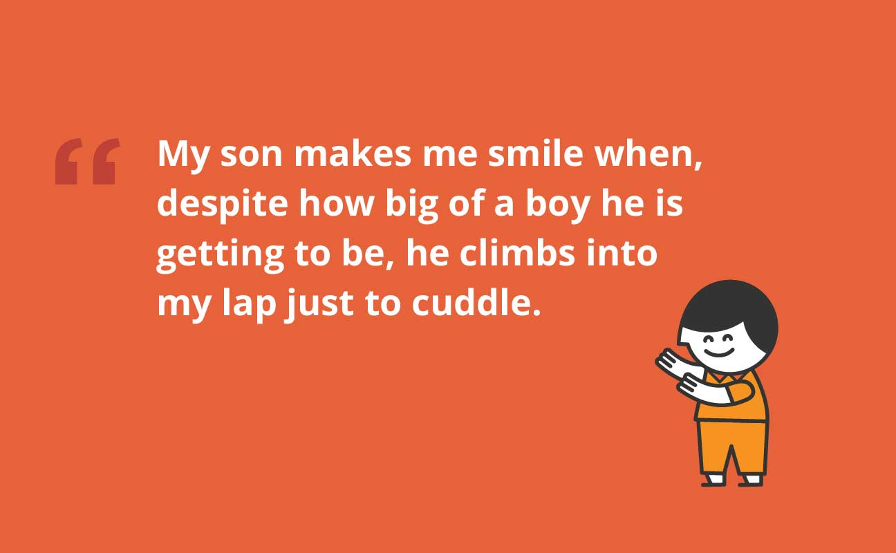 Funny Mother Son Quotes