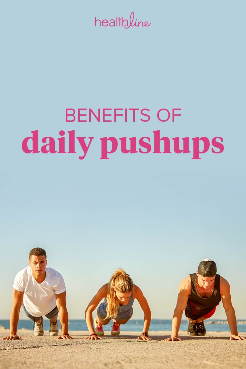 Pushups Every Day: What Are the Benefits and Risks?