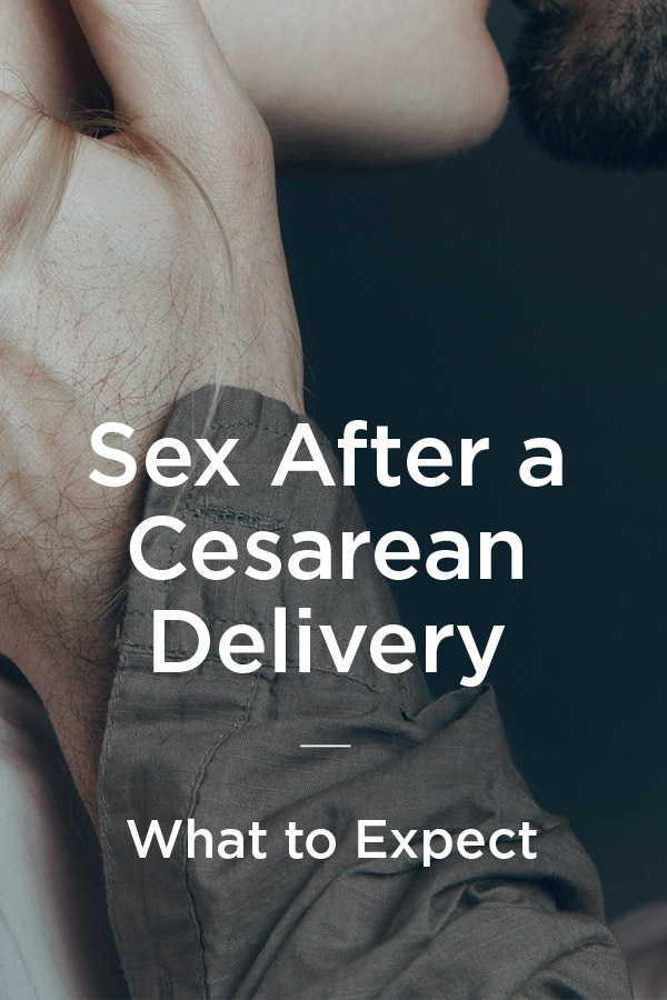 How long after ac section can i have sex