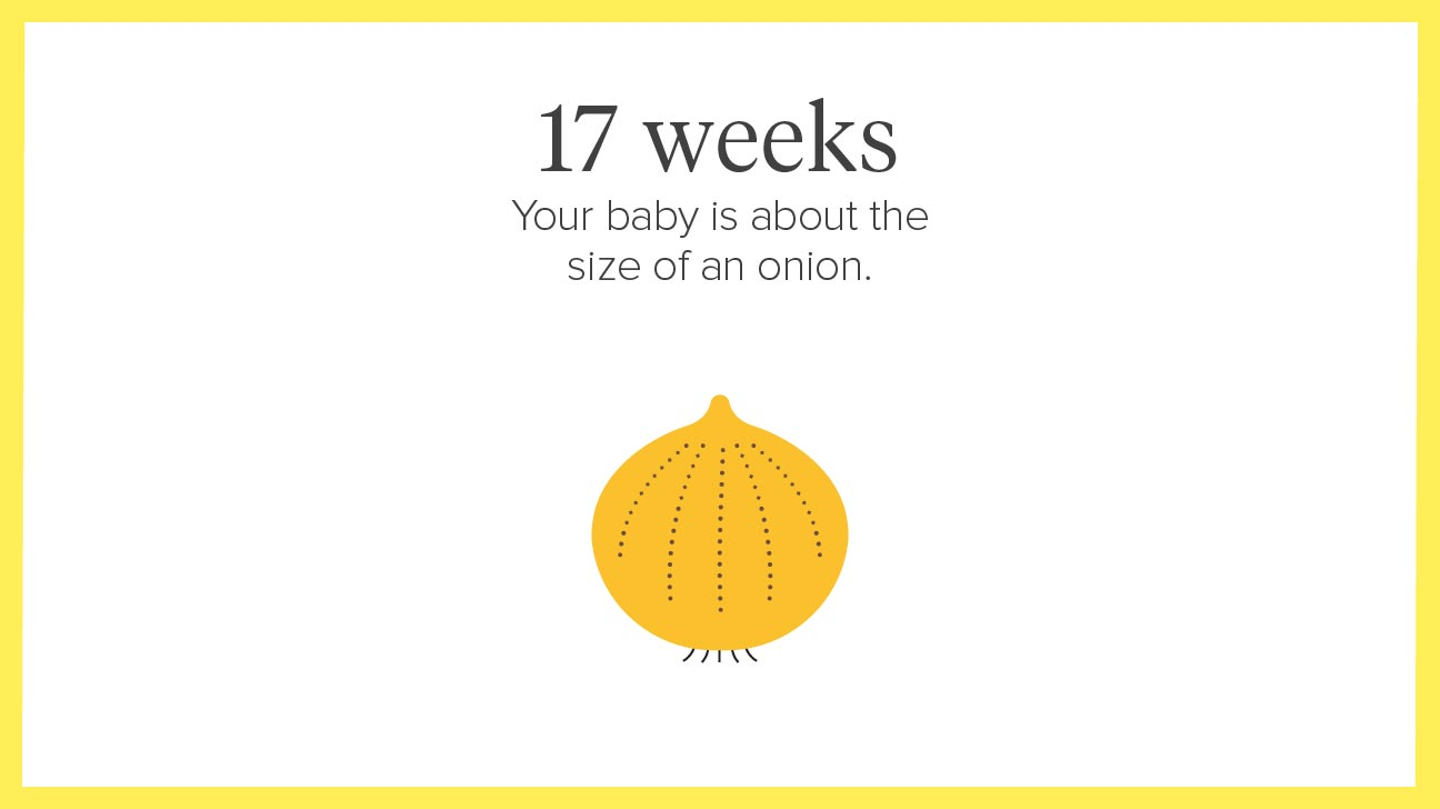 17 Weeks Pregnant: Symptoms, Tips, and More