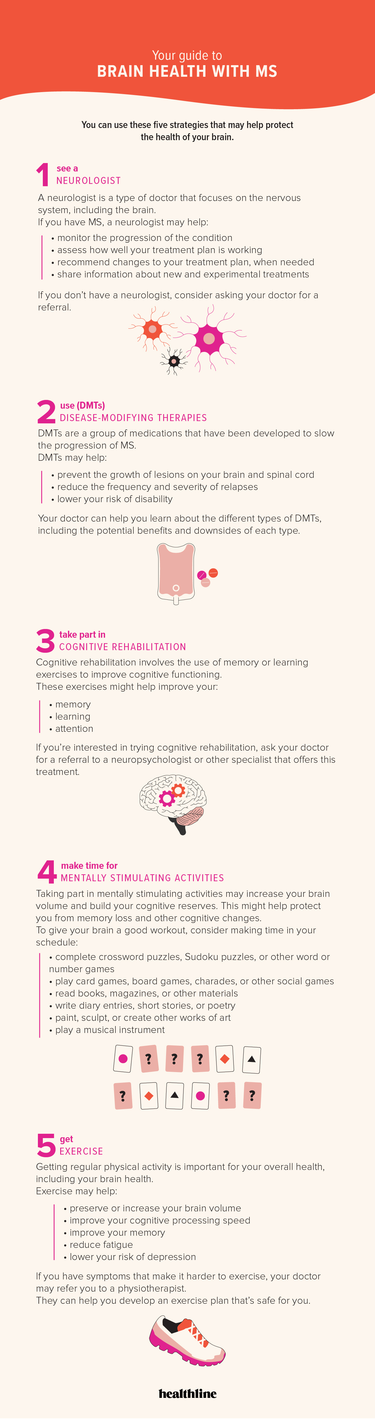 Tips for Maintaining Brain Health with MS